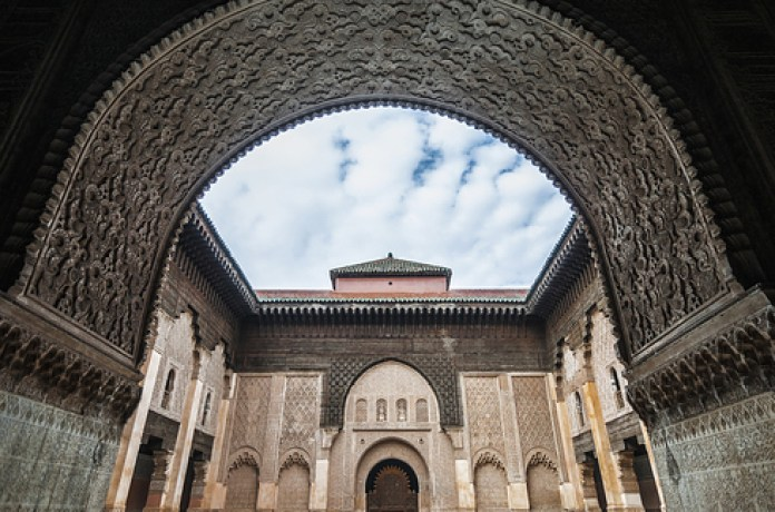 Medressa Ben Youssef at Marrakech : Anibal Trejo / Shutterstock