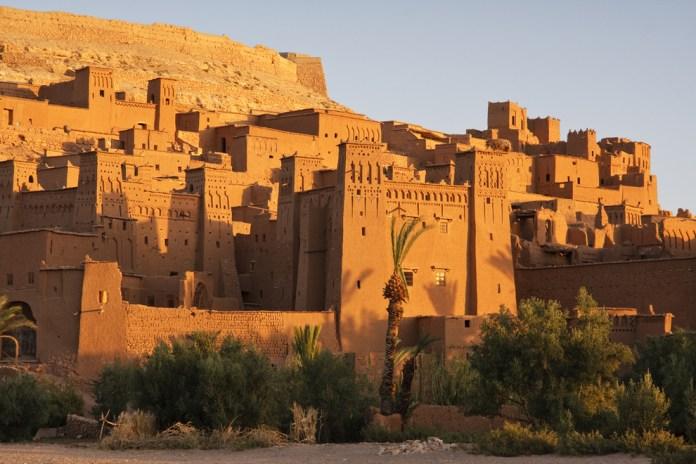 Ksar Ait Ben-Haddou, Ouarzazate province