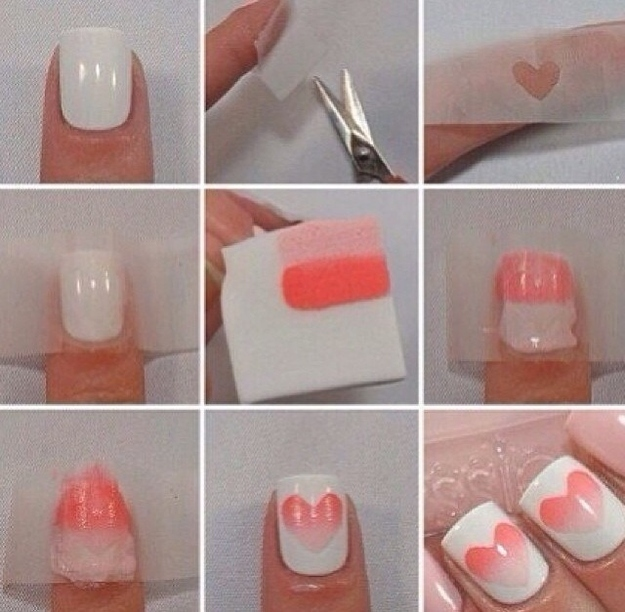 10 Hot Valentine S Day Nail Art Tutorials To Copy