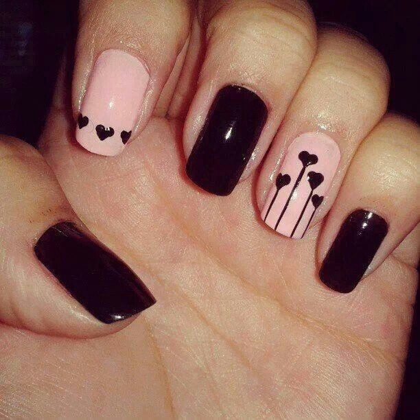 25 Valentine S Day Nail Art Ideas Working As A Wonderful Reminder Of Love