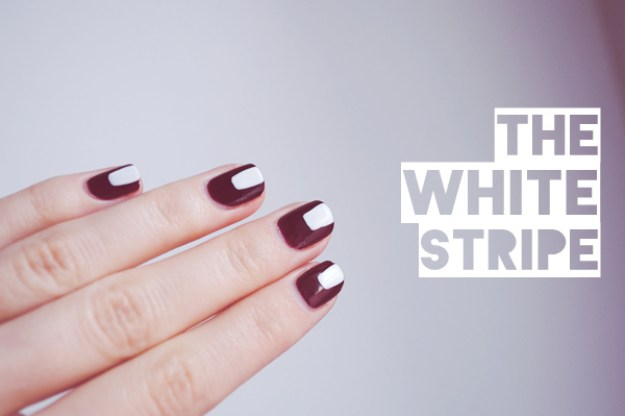 So is a single stripe.