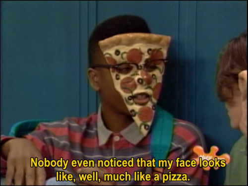 "You were probably taunted with horrible nicknames like ""pizza face"" as a teenager."