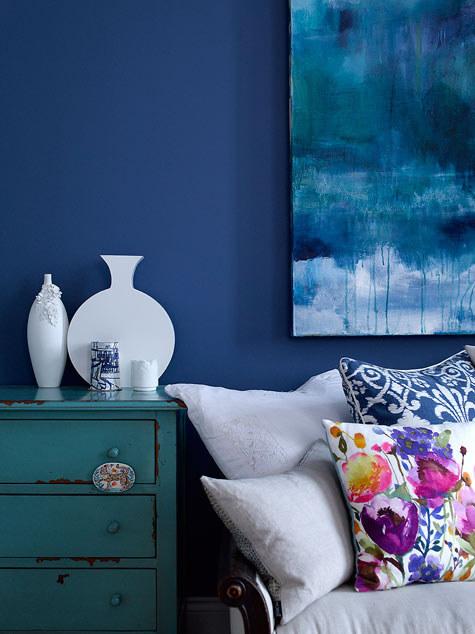 Design Sponge | Fiona Douglas of Bluebellgrey