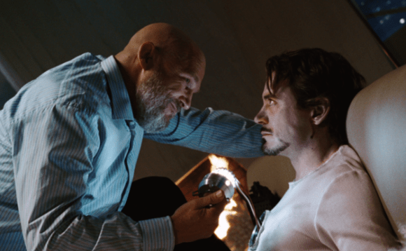 Obadiah Stane (Jeff Bridges)