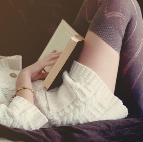 Ves a la literatura como el escape perfecto a la tecnología.