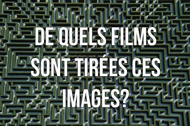 Pouvez Vous Deviner Les Titres De Ces Films Partir Dune