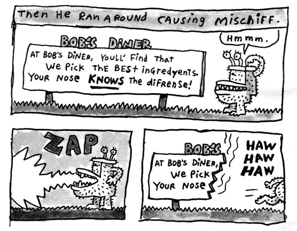 13 Delightfully Innocent Jokes From Captain Underpants
