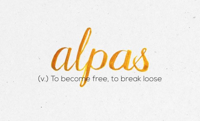 """Alpas"""