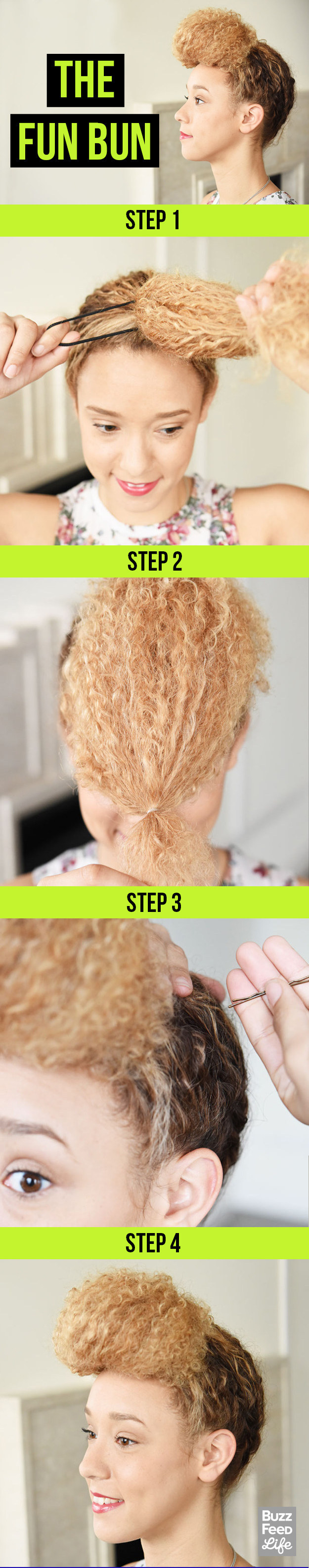 26 Incredible Hairstyles You Can Learn In 10 Steps Less