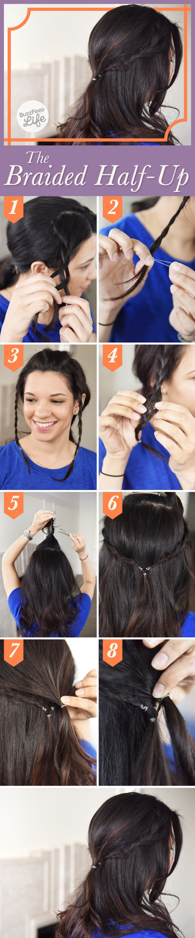 26 incredible hairstyles you can learn in 10 steps or less