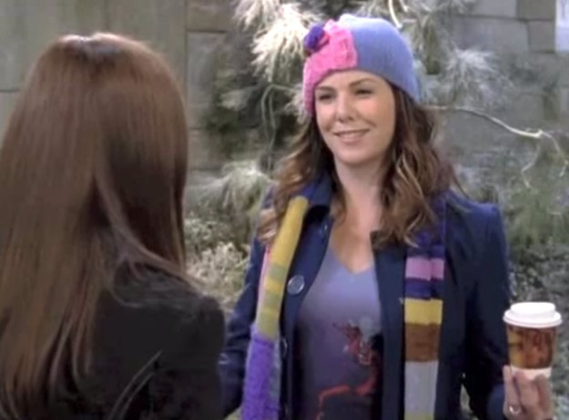 Blue Fitted Coat (Season 6)