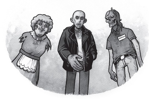Jason Segel Nightmares Here S A Look At The Illustrations