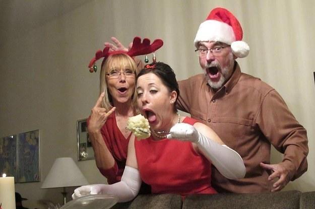 27 Totally Hilarious Family Photos