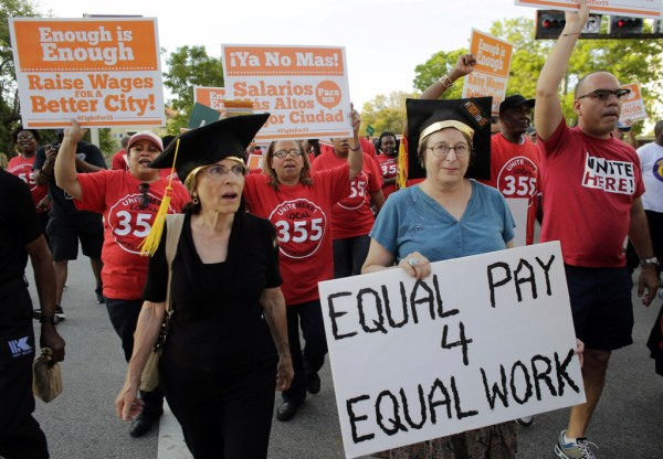 California Now Has The Country's Toughest Equal Pay Law