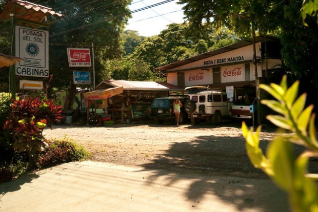 Small Towns in Costa Rica