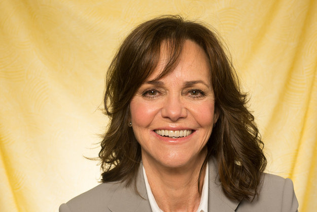 Sally Field Is Still Fired Up — BuzzFeed