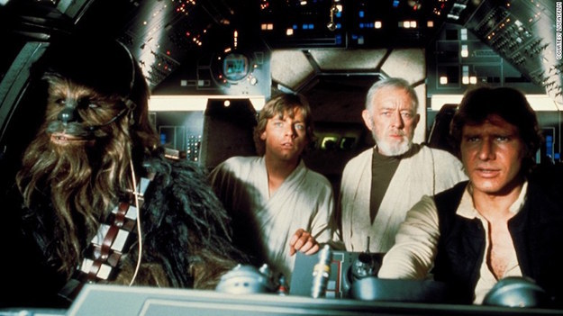 Harrison Ford had a specific request about the Millennium Falcon's cockpit.