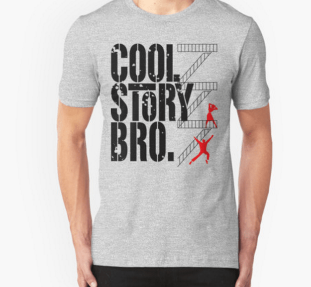 This West Side Story shirt that appeals to both the theater nerd and the millennial in you.