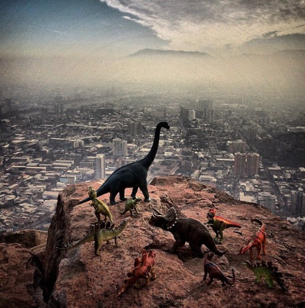 "Saenz added that he plans to continue the project in earnest, ""Nobody can state that in some lonely place of the planet there can't be some adapted dinosaur, waiting for his moment to appear."""