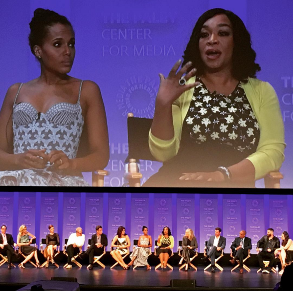 Shonda Rhimes and her team have an end in sight for the series.