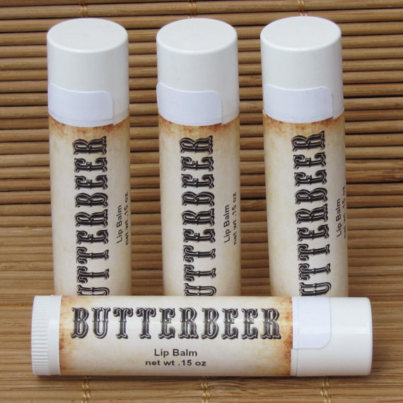 Butterbeer Lip Balm!