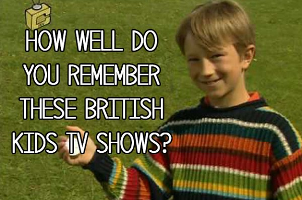 How Well Do You Remember All The British TV Shows From ...