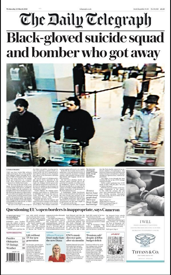 4. The Telegraph (U.K.)