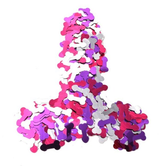 And this confetti for literally ANY occasion.
