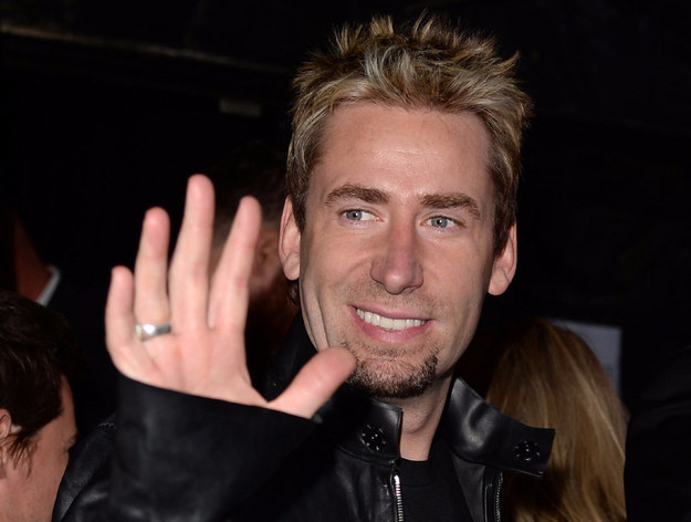 Chad Kroeger, the frontman of Nickelback, is many things. A living legend, Canada's sexiest musician, a rock god... the list goes on. But did you also know he's a foremost expert in throwing up devil horns and rawking out?