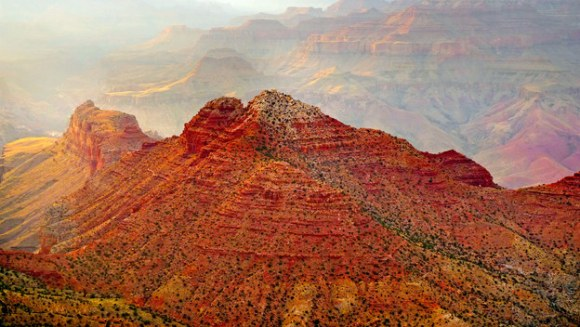 Canyons in the US: