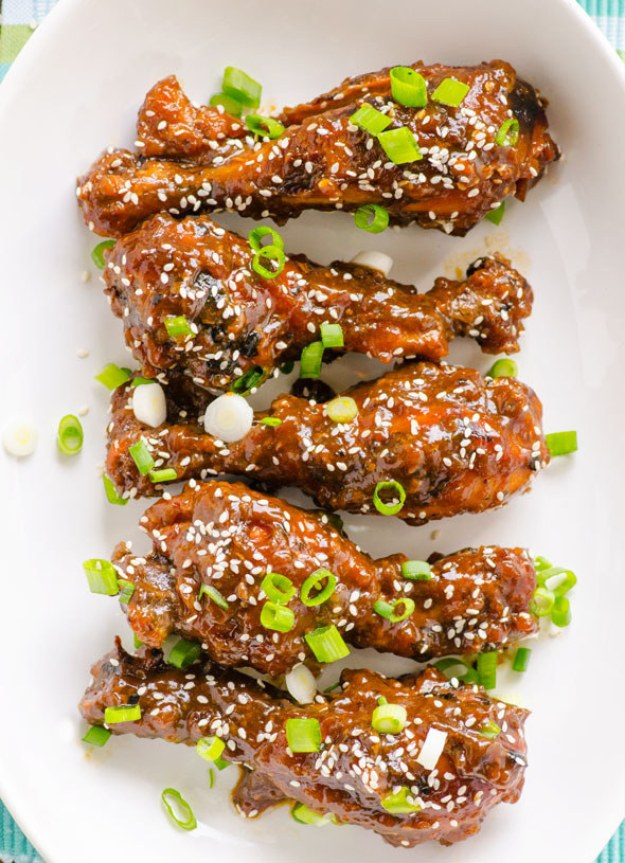 Teriyaki Drumsticks