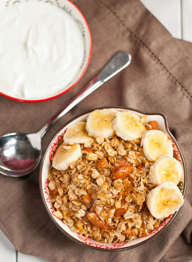 Honey Nut Granola