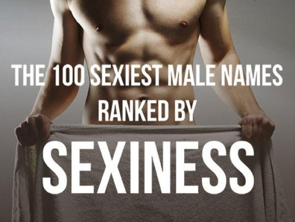 Sexy Guy Names