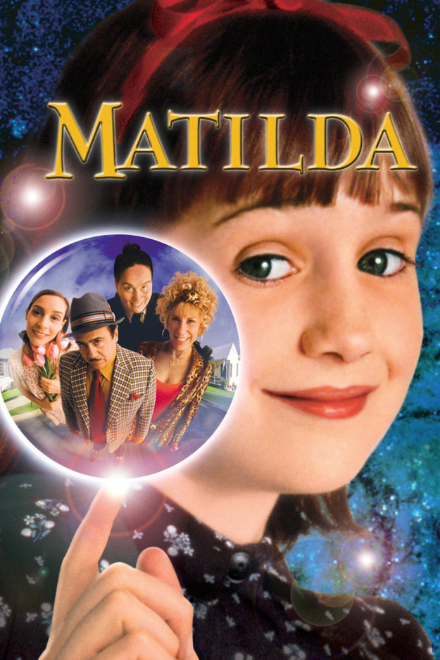 The actor played the main character in Matilda, the 1996 film adaptation of Roald Dahl's iconic children's book.