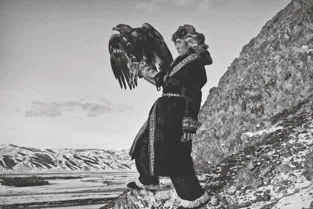 """The Last Golden Eagle Hunters"" — CBS"