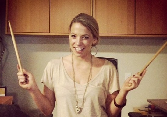 This is San Francisco-based filmmaker Megan Sullivan.
