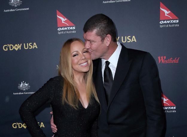 She's in love with Australian billionaire James Packer, and the two are set to be married sometime soon.