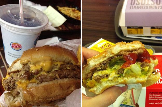 Burger King Es Mucho Mejor Que Mcdonald S Y Tenemos Pruebas