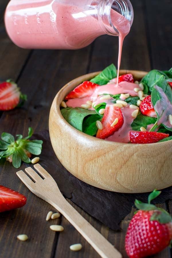 Strawberry Dressing