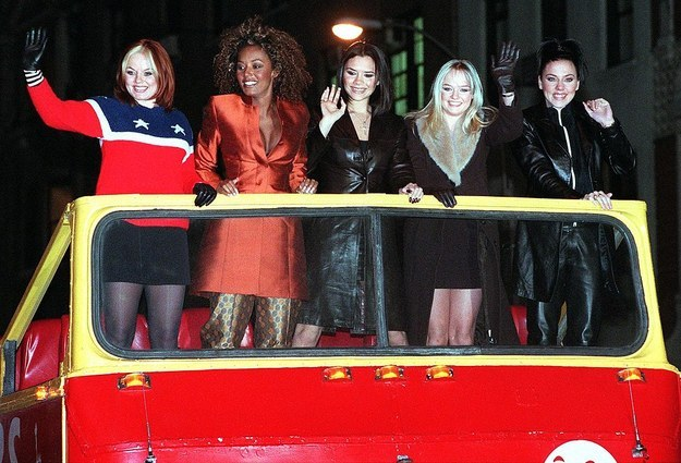 """With the 20-year anniversary of the release of their debut single """"Wannabe"""" coming up in July, there've been rumors of a Spice Girls reunion."""