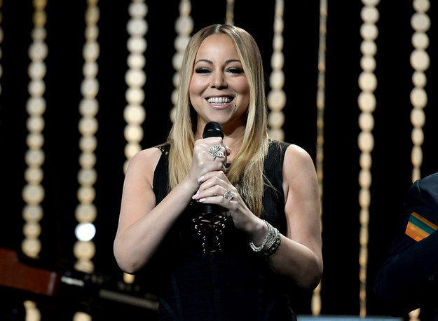 So far, Mariah's checked a few things off her wedding planning to-do list, including saying yes to a dress, but she still hasn't decided who — if anyone — will be performing on her big day.