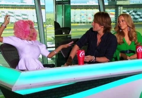 Back in 2013 when Mariah Carey and Nicki Minaj were judges on Season 12 of American Idol, it was pretty well-known that the two did not get along on set.