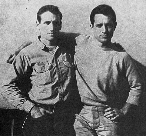 One of his good pals was Neal Cassady, another major player in the Beat Generation and counterculture movement of the 1960s.