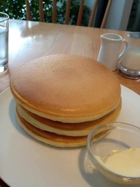 I want to marry these pancakes.