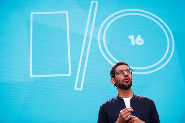 This week was Google I/O.