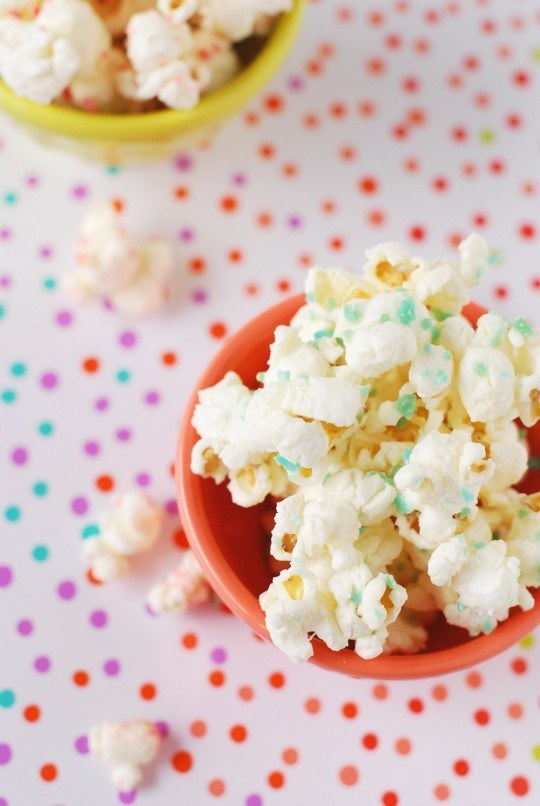 Pop Rocks Popcorn