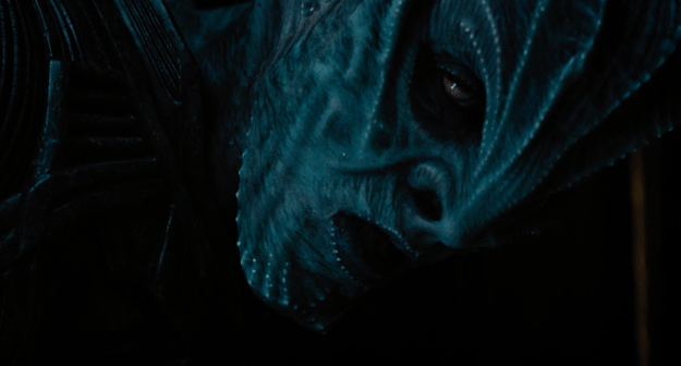 In the new trailer, we see more of Idris Elba as our new villain.
