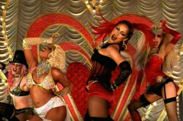 """Lady Marmalade"" by Christina Aguilera, Lil' Kim, Mya, & Pink"