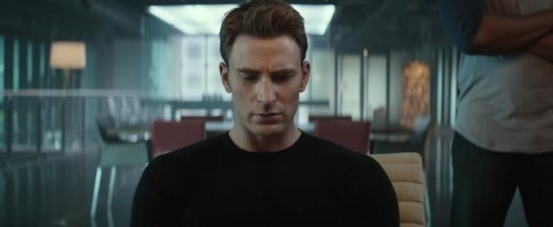 Steve Rogers recently walked away from his third major solo film, Captain America: Civil War, with some major questions about what it means to be a hero. But it turns out that's nothing compared to what he's going through in the comics.