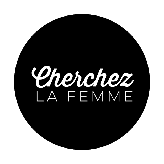 """The photo was advertising a talk show from Cherchez la Femme, an Australian group that organises monthly events covering """"current affairs and popular culture from a feminist perspective""""."""
